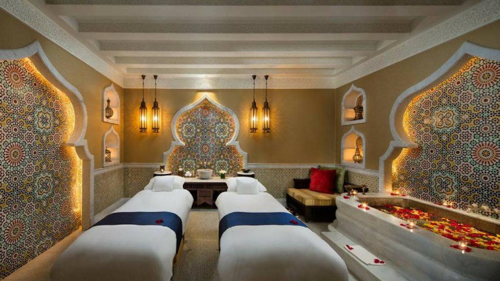 Emirates Palace Hotel Spa